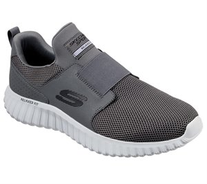 Gray Skechers Depth Charge 2.0