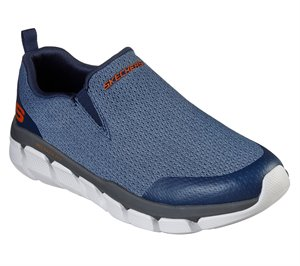 Navy Skechers Relaxed Fit: Skech-Flex 3.0 - Aventide