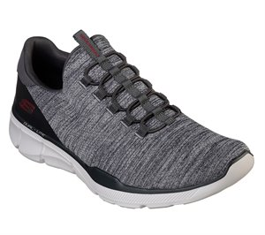 Gray Skechers Relaxed Fit: Equalizer 3.0 - Emrick