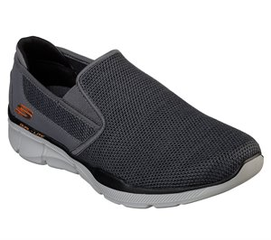 Orange Gray Skechers Equalizer 3.0 - Sumnin