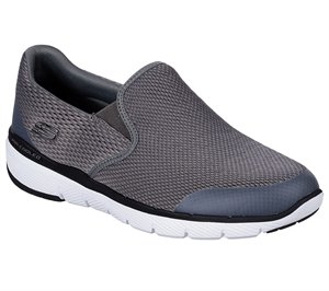 Gray Skechers Flex Advantage 3.0 - Morwick
