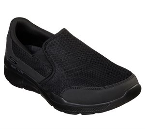 Black Skechers Relaxed Fit: Equalizer 3.0 - Bluegate