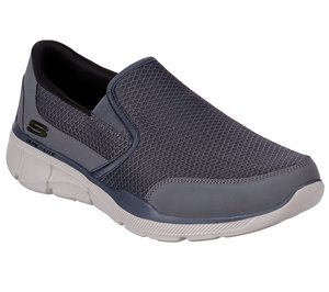 Gray Skechers Relaxed Fit: Equalizer 3.0 - Bluegate