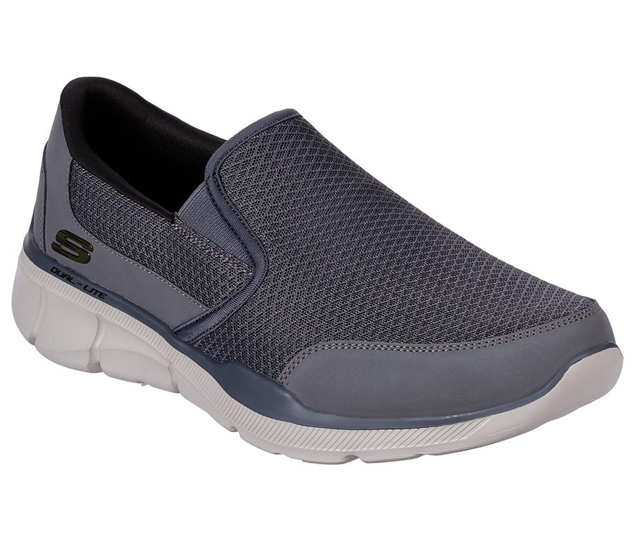 skechers relaxed fit air cooled memory foam dual lite