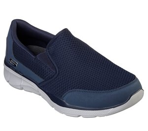 Navy Skechers Relaxed Fit: Equalizer 3.0 - Bluegate
