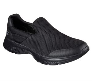 Black Skechers Skechers GOwalk 4 - Incredible