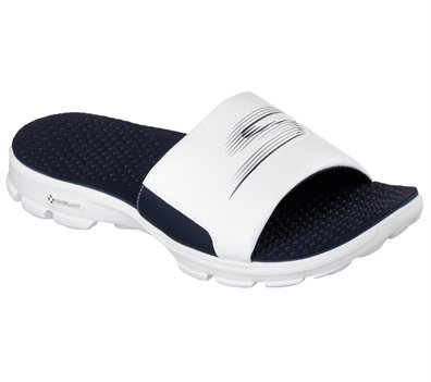 quality detailed pictures big selection of 2019 Skechers Skechers GOwalk 3 - Drift in Navy White - Skechers ...
