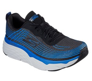 Blue Black Skechers Skechers Max Cushioning Elite - FINAL SALE