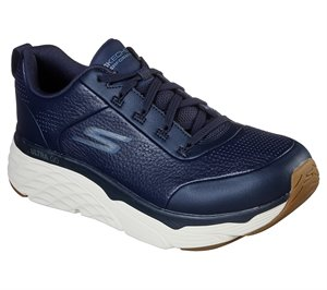 Navy Skechers Skechers Max Cushioning Elite - Lucid - FINAL SALE