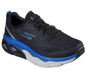 Blue Black Skechers Skechers Max Cushioning Ultimate