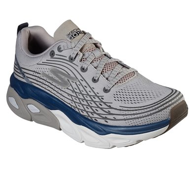 Navy Natural Skechers Skechers Max Cushioning Ultimate