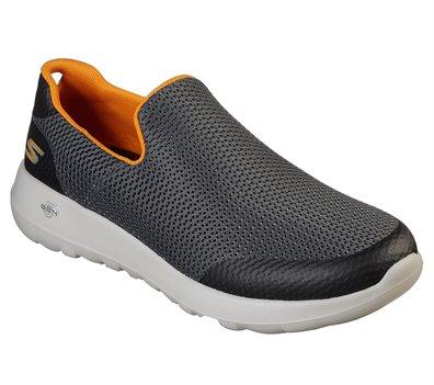 Orange Navy Skechers Skechers GOwalk Max - Focal