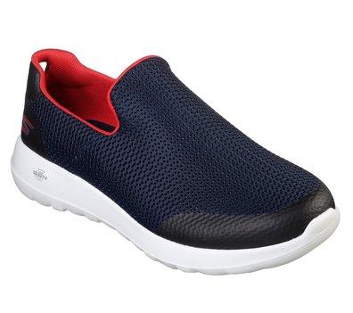 Red Navy Skechers Skechers GOwalk Max - Focal