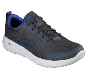 Blue Gray Skechers Skechers GOwalk Max - Otis