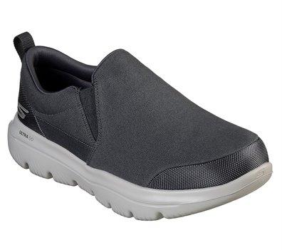 Gray Skechers Skechers GOwalk Evolution Ultra - Ramble