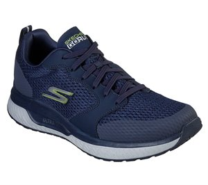 Green Navy Skechers Skechers GOrun Steady - Persuasion