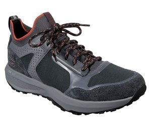 Orange Gray Skechers Skechers GOtrail Jackrabbit