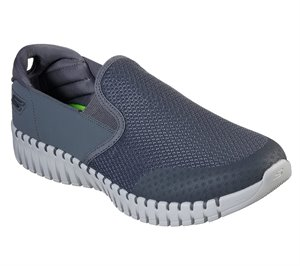 Gray Skechers Skechers GOwalk Smart - Vetiver