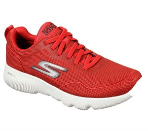 Red Skechers Skechers GOrun Focus - Forged