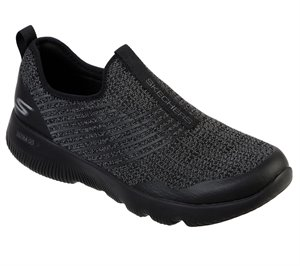 Gray Black Skechers Skechers GOrun Focus - Raptor