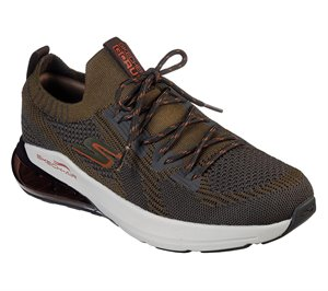 Orange Olive Skechers Skechers GOrun Air - Stratus