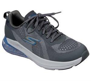 Blue Gray Skechers Skechers GOrun Air - Jetstream