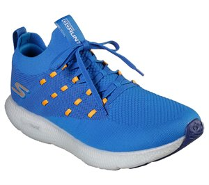 Orange Blue Skechers Skechers GOrun 7