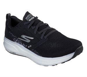 White Black Skechers Skechers GOrun Ride 8 Hyper