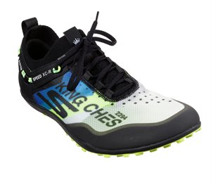 Blue Black Skechers Skechers GOrun Speed XCR Ultra