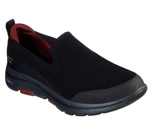 Black Skechers Skechers GOwalk 5 - Prized