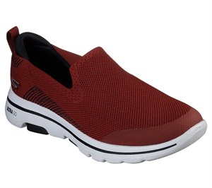 Red Skechers Skechers GOwalk 5 - Prized
