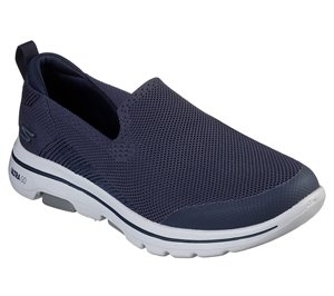 Navy Skechers Skechers GOwalk 5 - Prized