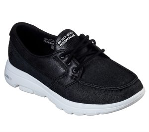 White Black Skechers Skechers GOwalk 5 - Captivated