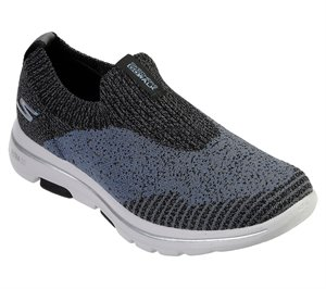 Blue Black Skechers Skechers GOwalk 5 - Merritt