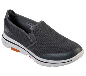 Gray Skechers Skechers GOwalk 5 - Apprize - FINAL SALE
