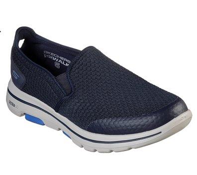 Navy Skechers Skechers GOwalk 5 - Apprize