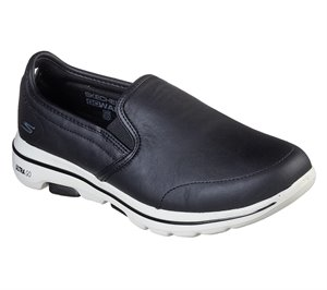 White Black Skechers Skechers GOwalk 5 - Convinced