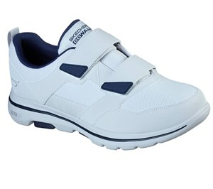 Navy White Skechers Skechers GOwalk 5 - Wistful - FINAL SALE