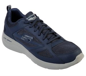 Navy Skechers Dynamight 2.0 - Fallford