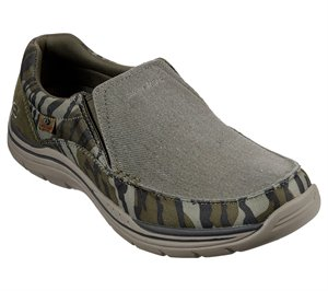 Camouflage Skechers Relaxed Fit: Expected - Avillo
