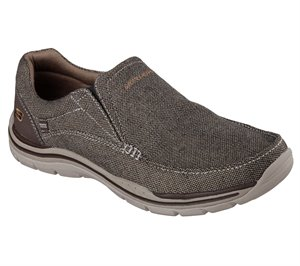 Brown Skechers Relaxed Fit: Expected - Avillo