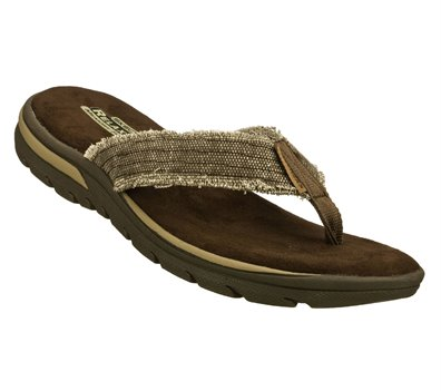 Brown Skechers Relaxed Fit: Supreme - Bosnia