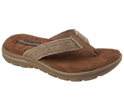 Natural Skechers Relaxed Fit: Supreme - Bosnia - FINAL SALE