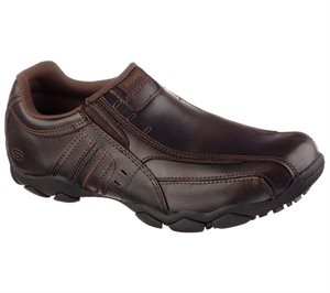Brown Skechers Diameter - Nerves - FINAL SALE