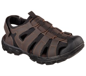Brown Skechers Gander