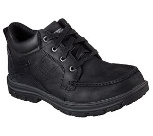 BLACK Skechers Relaxed Fit: Segment - Melego
