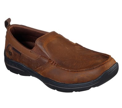Brown Skechers Relaxed Fit: Harper - Forde