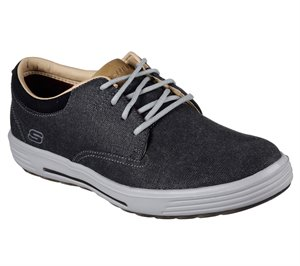 Black Skechers Skech-Air: Porter - Zevelo