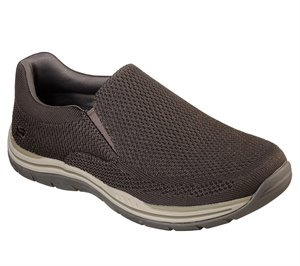 Brown Olive Skechers Relaxed Fit: Expected - Gomel