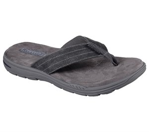 Gray Skechers Relaxed Fit: Evented - Rosen